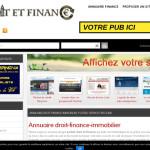 Annuaire avocat et professionnels de la finance