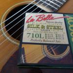 Cordes de guitare pas cher pour débutant