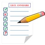 Liste annuaire de référencement