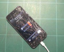 Kit de remplacement de l'écran L'Iphone 5S