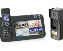 Un interphone video sans fil c'est cadeau aujourd'hui !