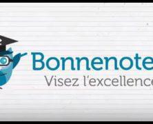 L'aide au devoir avec le site Bonnenote.fr, un service utile