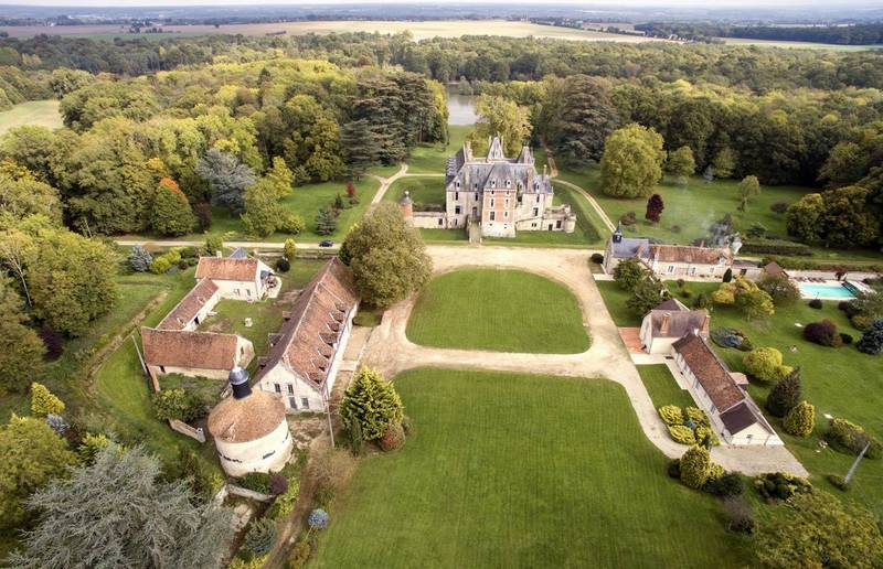 location de chateau pour un mariage